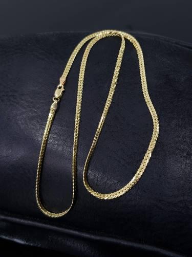 Collar / Cadena En Oro 18k / 750