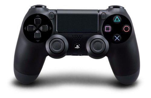 Control Ps4 Negro 2da Gen Dualshock 4 Nuevo Original