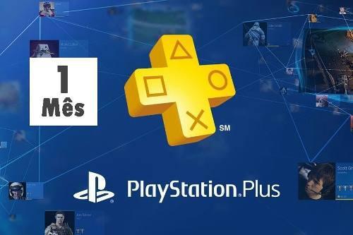 Playstation Psn Plus 42 Dias 1 Mes Ps4+juegos