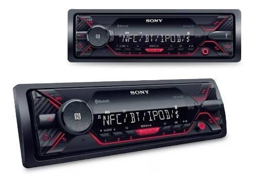 Radio Carro Sony Dsx A410bt Bluetooth Nfc Usb Aux Control R