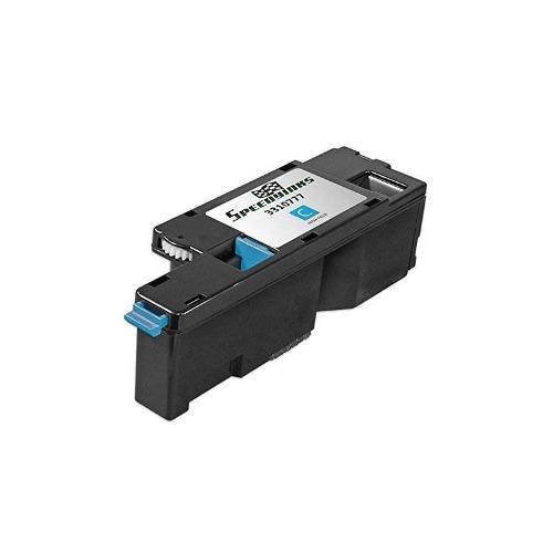 Tintas Rápidas: Cartucho De Tóner Cyan Compatible Con Dell