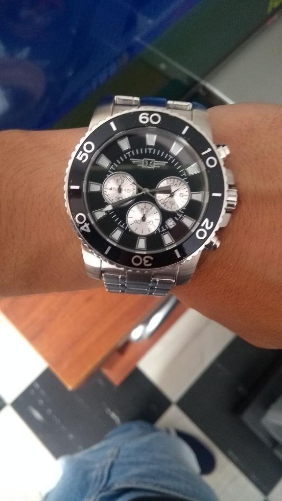 Vendo Reloj Invicta Original