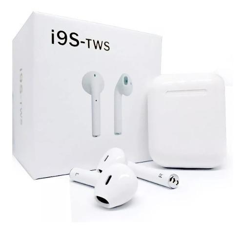 Audifono Air Pods I9s Tws Bluetooth Bateria Estuche