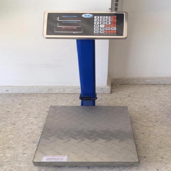 BASCULA DE PLATAFORMA TEK 150 KG