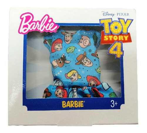 Barbie Ropa Accesorios Toy Story 4 Mattel