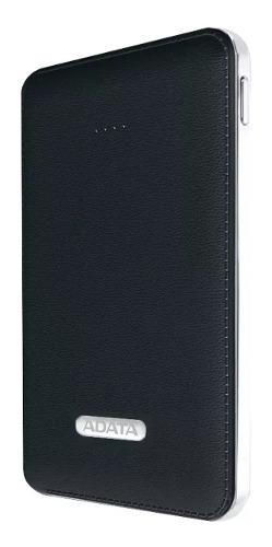 Bateria Banco De Poder Adata Pv120 5100mah 2ptos Usb Blanco