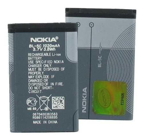 Bateria Nokia Bl-5c/1100