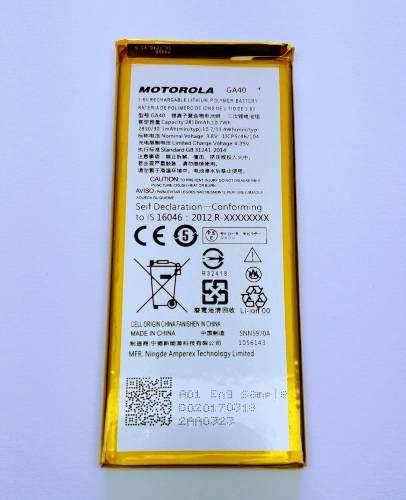 Bateria Pila Mototola Moto G4 Plus/g40