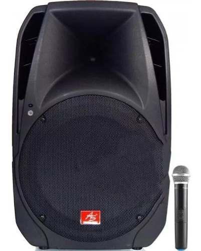 Cabina De Sonido Activa Recargable American Sound Aspa159x