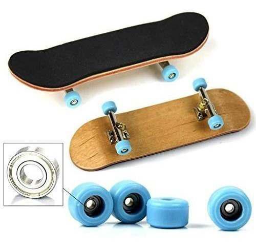 Diapasón Profesional Mini / Finger Skateboard -1 Pack