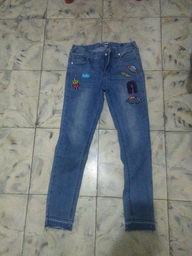 Pantalon para Niña de Segunda Talla 12