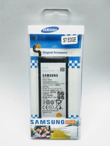 Pila Bateria Samsung S7 Edge O R I G I N A L