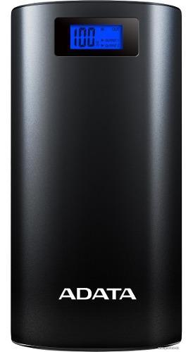 Power Bank Bateria Externa Adata 20000mah Negro