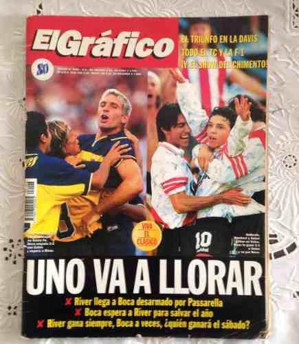 Set 5 Revista El Grafico Argentina Diferentes Años