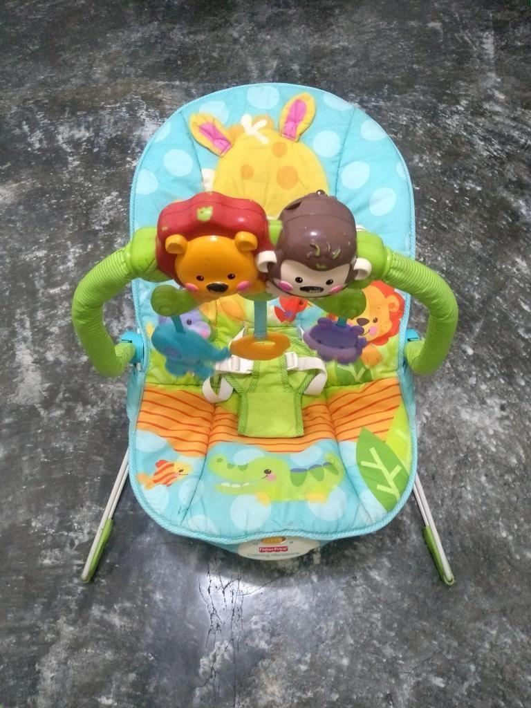 Vendo silla Fisher Price para bebé