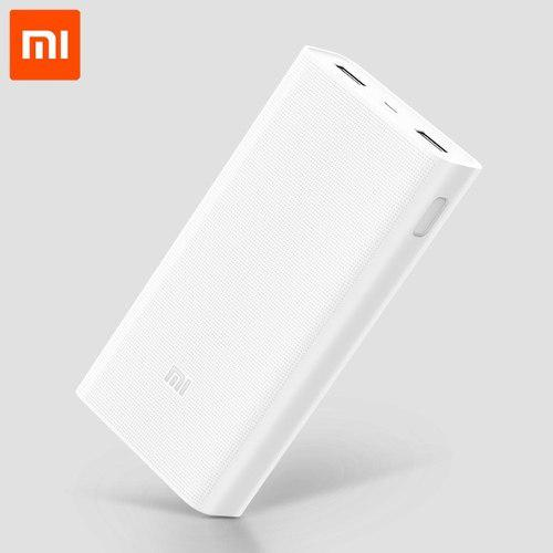 Xiaomi Mi Power Bank 2c 20000 Mah | Carga Rápida | Original