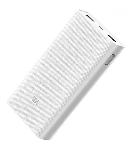 Xiaomi Power Bank 2c 20000 Mah 2nd Gen Qc 3.0 Bidireccional