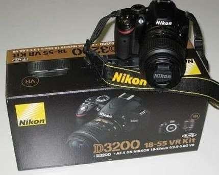 Camara Nikon D Como Nueva Lente Nikon mm