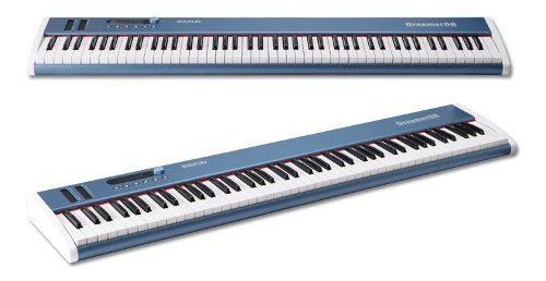 Controlador Midi Usb Midiplus Dreamer 88 De 88 Teclas Piano
