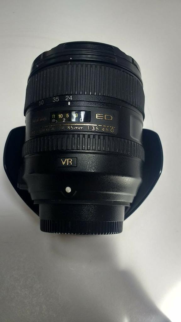 Lente Nikon mm F