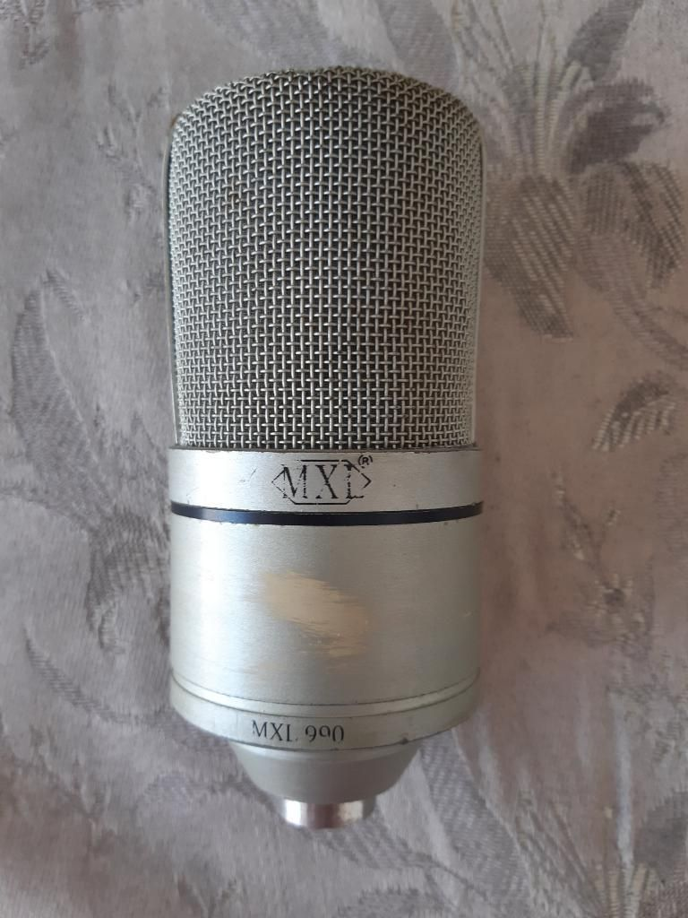 Microfono de Condensador Mxl 990
