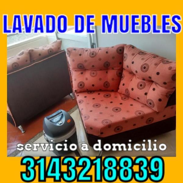 Servicio de Lavado de Muebles