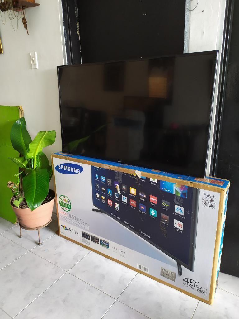 Vendo Tv Led Smartv de 48 Samsung con T