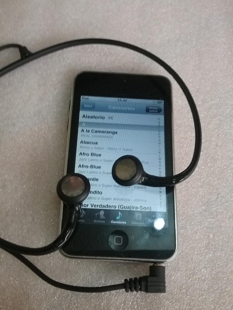 iPod Touch 3 Generacion 32gb Cargador Ca