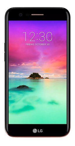 Celular Lg K10 2017 Pantalla 5.3 16 Gb Negro Oferta Nuevo