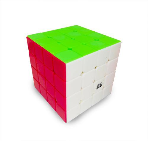 Cubo 4x4 Rubik Qiyi Qiyuan S Stickerless Original Speedcube