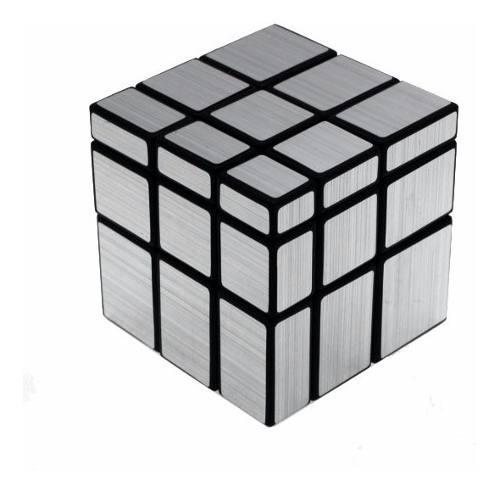 Cubo Plateado Cuadrado Mágico Mirror 661 Rubik´s