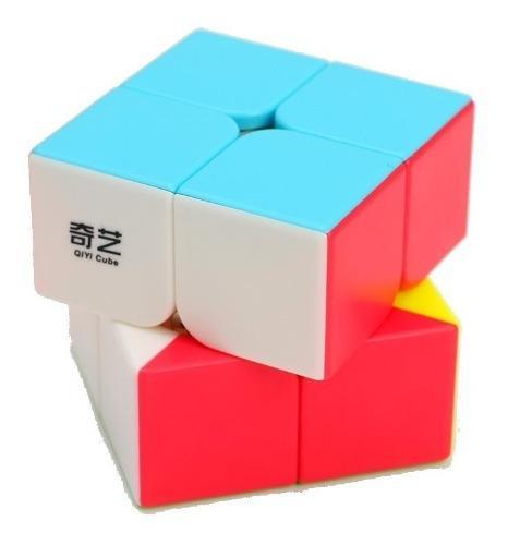 Cubo Rubik 2x2 Qiyi Stickerless Speed Cube Original