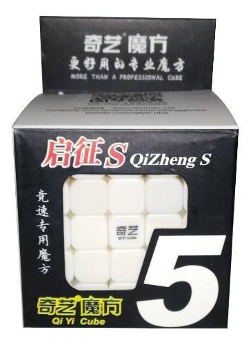 Cubo Rubik Qiyi 5x5x5 Stickerless 5x5 Speed Cube En Caja