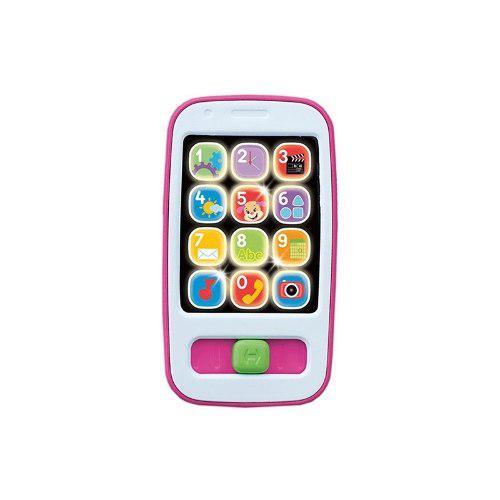 Fisher Price Telefono Smartphone Celular De Aprendizaje