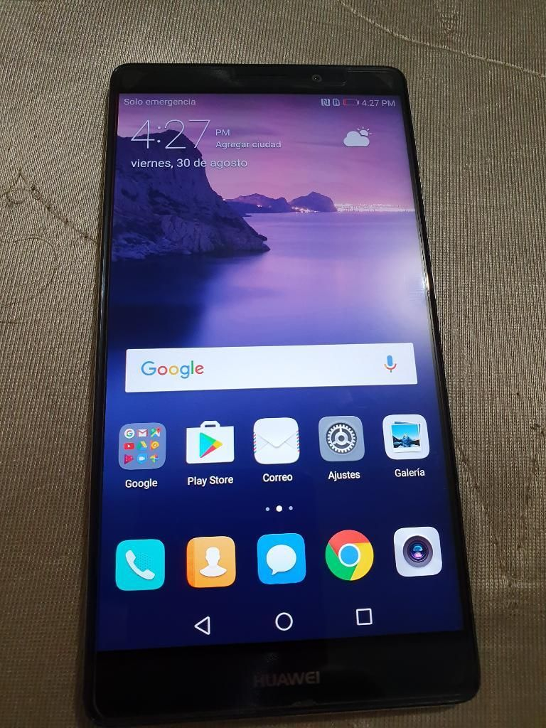 Huawei Mate 8 Perfecto Vendo Cambio 32gb