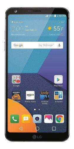Lg G6 32 Gb Unlocked (at&t/t Mobile/verizon) Black P