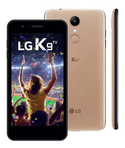 Lg K9 4g 32gb Cam8.0mpx Android N Ram 2gb Pantalla 5 + Envio