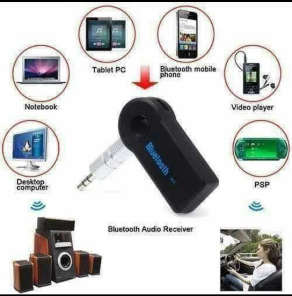 Receptor Bluetooth Audio