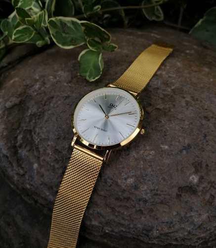 Reloj Qyq Hombre Diseño Exclusivo + Envío Gratis