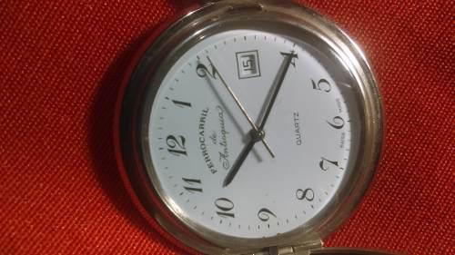 Vendo O Cambio Bonito Reloj.ferrocarril De Antioquia