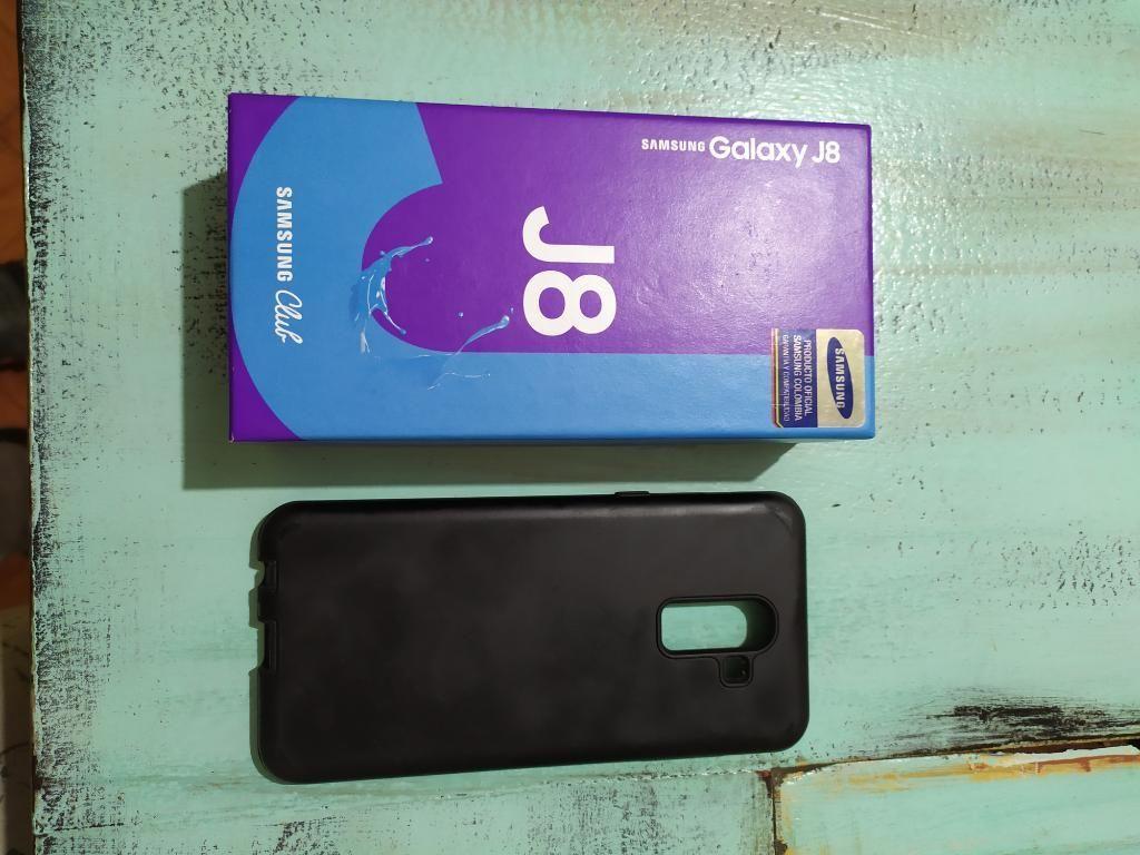 Vendo Samsung Galaxy J8 Como Nuevo