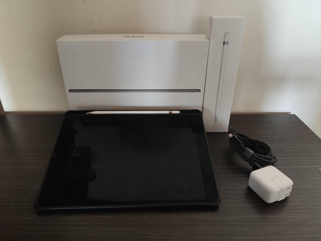 iPad Air  Wifi 64gb Incluye Apple pencil Estado