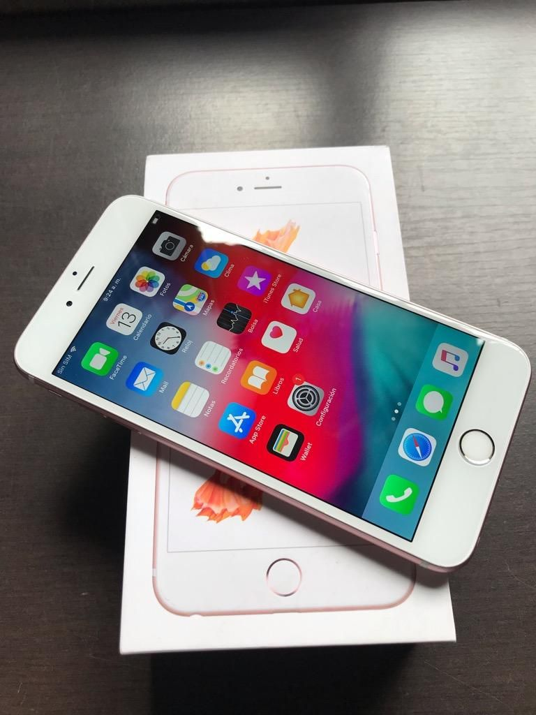 iPhone 6S Plus de 32Gb Como Nuevo