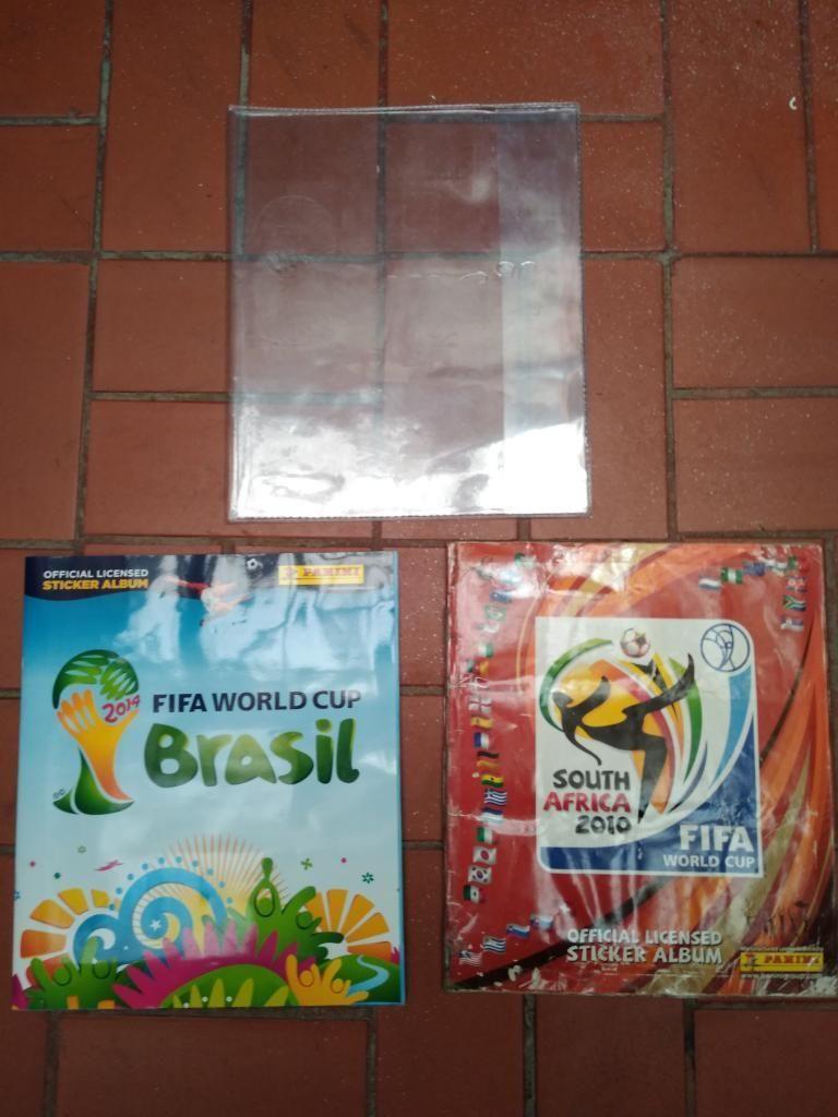 Album de Brasil  Y Sur Africa