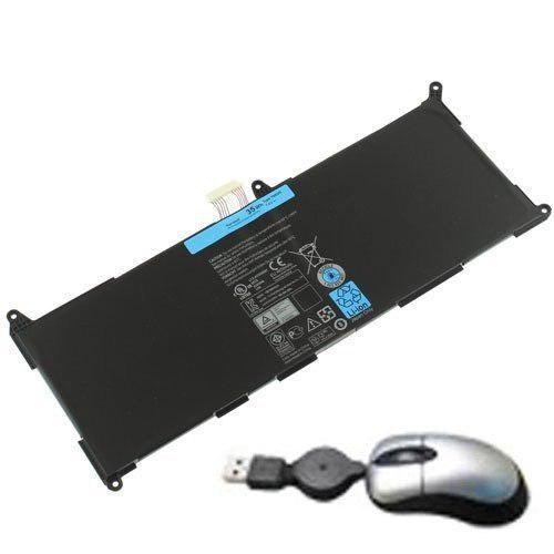 Batería De Repuesto Para El Ultrabook Dell 7nxvr, Dell...