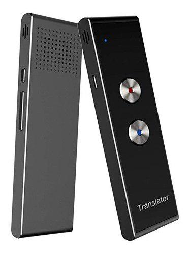 Dispositivo De Traductor De Voz Inteligente Portátil