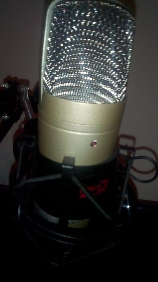 Microfono behringer c1 consendador