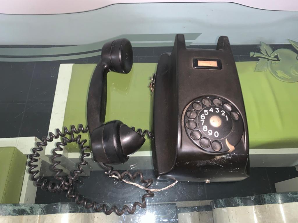 Para coleccionistas se vende Teléfono Antiguo de pared...