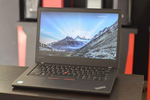 Portatil Lenovo Thinkpad T470 Core I7 7ta Gen 16gb Ssd 256gb