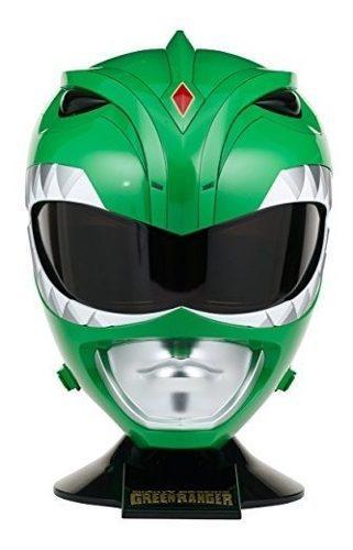 Power Rangers Mighty Morphin Ranger Juego De Rol De Casco Co